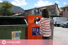 L'Alta Ribagorça instal·la contenidors per la recollida d'oli de cuina