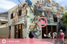 ⏯️ Els murals i l'art rural tornen a envair Penelles amb el festival Gargar