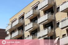 Les compravendes d'habitatge inscrites augmenten entre gener i març