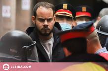 "La fiscalia rebutja l'indult a Hasél per ""reincident"""