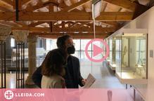 ⏯️ El Museu Diocesà d'Urgell estrena un nou itinerari que fusiona expressió artística i escrita