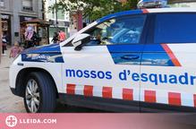 Detingut per dos robatoris amb força i un furt a Lleida