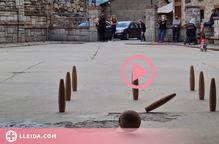 ⏯️ Les Valls d'Àneu mantenen la tradició de les bitlles pallareses