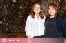 Lleida acull la primera instal·lació permanent a Europa de Chiharu Shiota