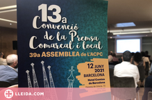 La Premsa Comarcal analitza els reptes d'informar abans i ara durant la seva 13a convenció