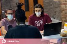 El voluntariat jove permet a Arrels Sant Ignasi atendre més de 2.000 usuaris a Lleida el 2020