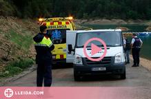 ⏯️ Mor ofegat un nen de 12 anys al pantà de la Llosa del Cavall