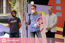⏯️ L'escriptor Pep Molist apadrina l'Encontats de Balaguer, que enguany incorpora il·lustradors
