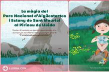 El Parc Nacional d'Aigüestortes i Estany de Sant Maurici inspira un quadern didàctic