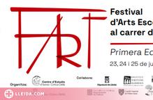 Isona estrena aquest divendres el Festival d'Arts Escèniques al carrer