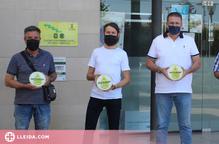 Les Garrigues entrega els distintius de qualitat 'Restaurant Verge Extra'