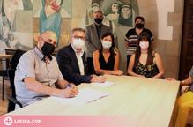 La Federació Sardanista de Lleida rebrà 30.000 euros anuals de l'IEI fins al 2023