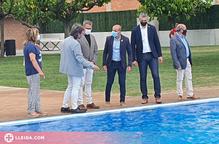 Més de 111.000 euros per a millorar les piscines d'Arbeca, malmeses per la rubinada DANA