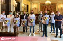 Lleida acull el Campionat Europeu de patinatge de Grups de Xou i Precisió