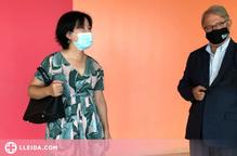 Lleida prepara l'agermanament amb el districte xinés de Gulou