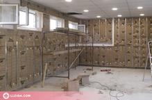 Montoliu de Lleida amplia el cementiri i rehabilita l'escola