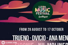 Neix el Lleida Music Festival San Miguel