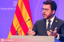 ⏯️ El Govern acorda formalment impulsar els Jocs Olímpics d'Hivern Barcelona-Pirineus
