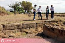 La vil·la romana del Tossal del Moro, un nou actiu turístic i cultural de Corbins