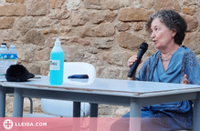 Maria Barbal reflexiona al voltant de la seva trajectòria literària