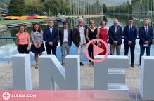 """⏯️ L'INEFC Pirineus s'estrena amb la voluntat de suposar """"un abans i un després"""" per al territori"""