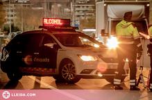 Detingut un conductor begut i sense permís que va atropellar greument un ciclista i va fugir