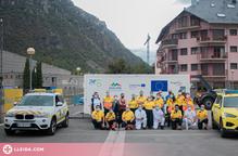 El SEM, en un projecte internacional per millorar l'atenció sanitària al Pirineu en cas de catàstrofe