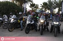 El Pirineu lleidatà acull més de 350 aficionats a les motos