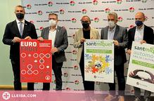 Sant Miquel de Lleida, la primera gran fira presencial a Catalunya des de la pandèmia