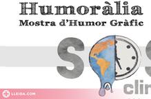 """Humoràlia exposa """"SOS Clima: sense planeta no hi ha futur"""""""