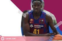 ⏯️ El Força Lleida tanca la cessió d'Ibou Badji, jove promesa del bàsquet africà