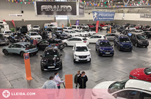 Firauto arrenca motors a Balaguer amb més de 200 vehicles