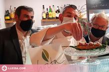 Una tapa de l'Horta de Lleida al concurs nacional de pinxos i tapes