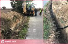 Benavent avança en la renovació de la canonada d'aigua potable del camí de Rosselló
