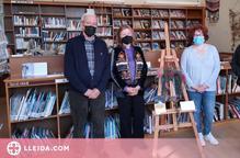 """Primera parada del projecte """"Textures i lectures"""" a les biblioteques del Segrià"""
