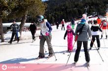 FGC posa a la venda els forfets de temporada de les estacions de muntanya