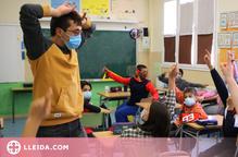 El Galacticat porta el cinema a les escoles amb el cerverí Jordi Boquet, guanyador d'un Premi Gaudí