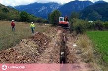 Endesa reforça el servei a tres pobles de la Cerdanya i al Túnel del Cadí
