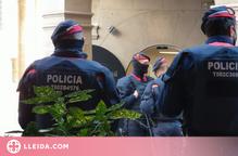 Detingut a Lleida per robar en quatre vehicles i intentar-ho en un domicili