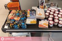 La policia de Tàrrega deté un jove per furtar en un supermercat de Cervera