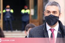 Bernat Solé, condemnat a un any d'inhabilitació per l'1-O quan era alcalde d'Agramunt