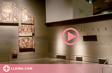 ⏯️ El Museu de Lleida respon a la crisi dels litigis incorporant set obres del MNAC