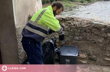 Gerri de la Sal implanta la recollida de residus porta a porta