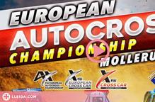 ⏯️ #DIRECTE | Campionat d'Europa d'Autocròs a Mollerussa