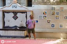 Camarasa inaugura el primer mural nascut de la iniciativa 'Territori Artemisa'