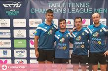 Debut amb victòria de l'Asisa Borges Vall a la Champions