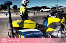 Detingut per envestir un agent en un control de trànsit a l'A-2 a Alcarràs
