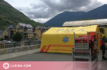 L'Espitau Val d'Aran supera les places disponibles per covid-19 i activa el Pla de Contingència