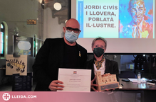 Jordi Civís, poblatà il·lustre a títol pòstum
