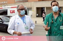 Els sanitaris assenyalen que Lleida ja està a la cinquena onada